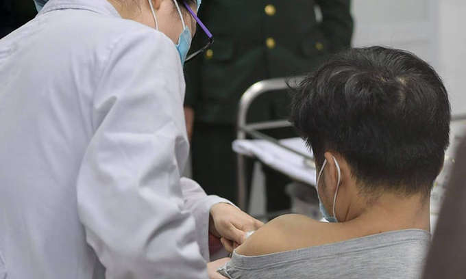 Vietnam begins human trials of Covid-19 vaccine