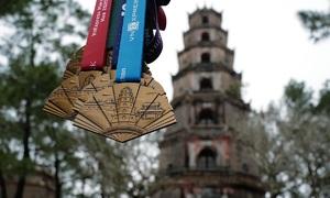 VnExpress Marathon Hue unveils medal