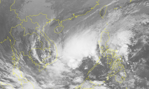 Tropical depression might strengthen into storm off southern Vietnam