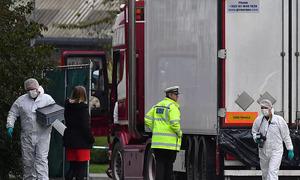 Vietnamese victim's father pities men convicted in UK over migrant deaths