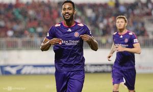 Viettel FC recruit V. League joint top scorer from Saigon FC