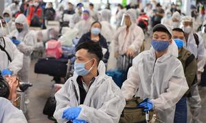 75,000 Vietnamese repatriated amid coronavirus pandemic