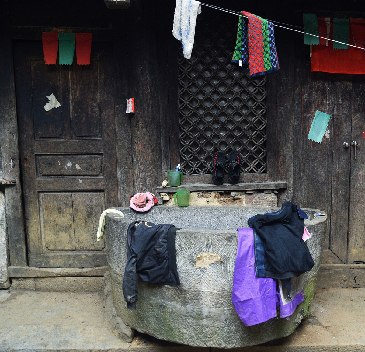 An ancient house a modern mystery in Vietnam's northern highlands