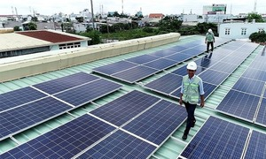 EVN to suspend rooftop solar power purchases
