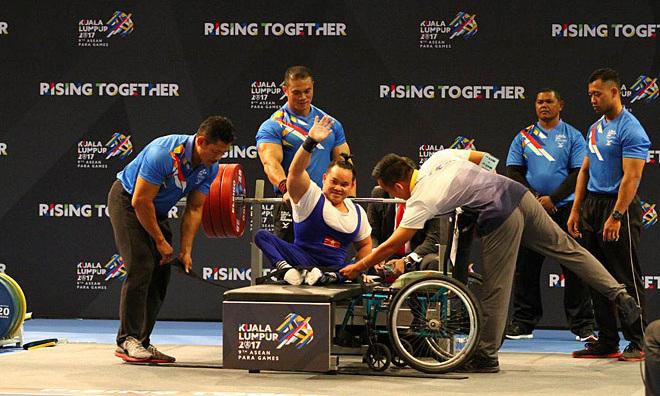 Vietnam reveals final ASEAN Para Games disciplines