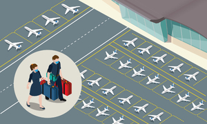 How Covid-19 clipped airlines' wings in 2020