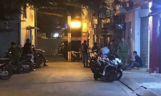 HCMC man arrested for manslaughter following bondage play gone wrong