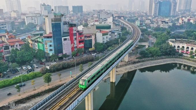 Hanoi metro test run goes 'relatively well': authorities