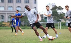Hanoi FC signs Brazilian forward from Viettel FC