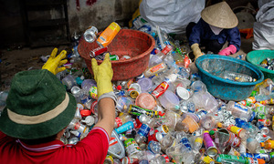 What are Vietnam's options for dealing with plastic waste?