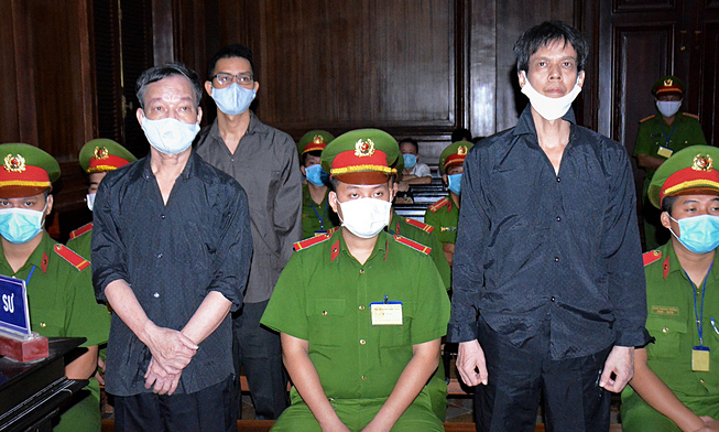 Three jailed in HCMC for opposing government