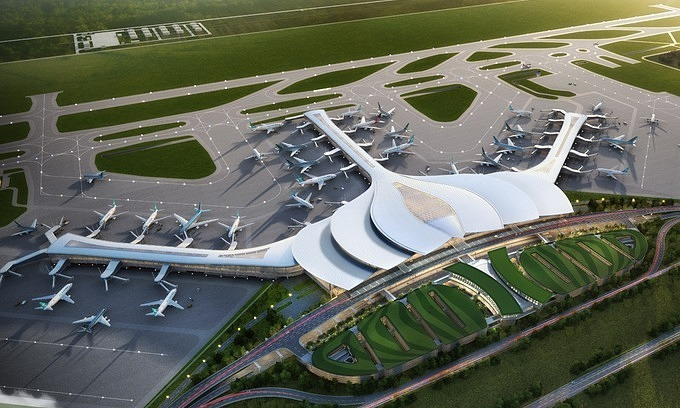 Work begins on Long Thanh Airport