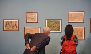 Museums struggle to acquire modern art