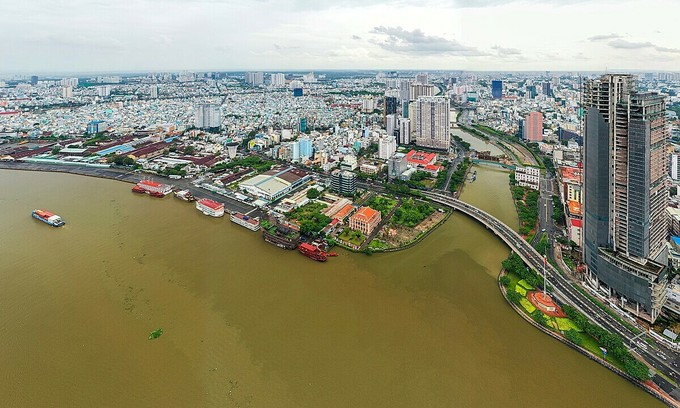 HCMC to limit skyscrapers in inner districts