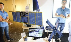 Japan to launch Vietnam-made satellite into space