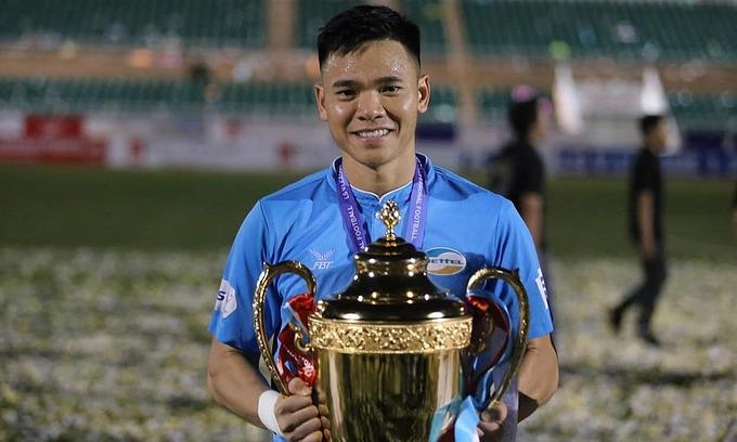 Vietnamese goalie boasts cleanest sheet in 2020 ASEAN domestic league