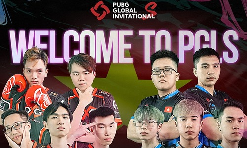 Vietnamese esport teams fly out for South Korea's PUBG Global Invitational.S