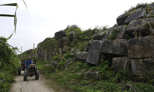 Vietnam's ancient world heritage citadel damaged by natural disasters