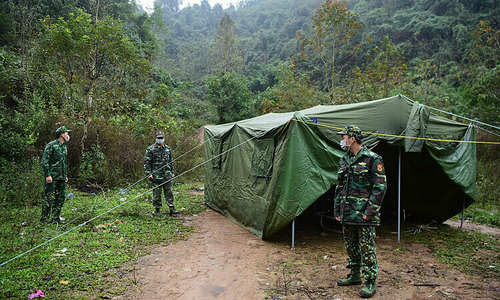 Over 31,000 illegal entrants caught entering Vietnam in 2020 amid Covid fears