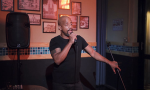 American comedian on relocating to Vietnam, where his father fought a war