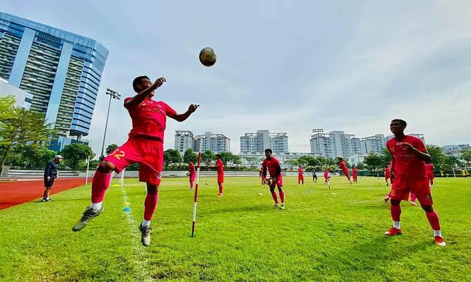 Saigon FC score multiple sponsorship deals ahead of 2021 V. League 1