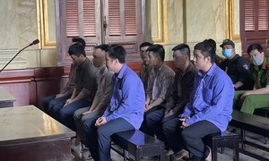 Six sentenced to death in HCMC for drug trafficking