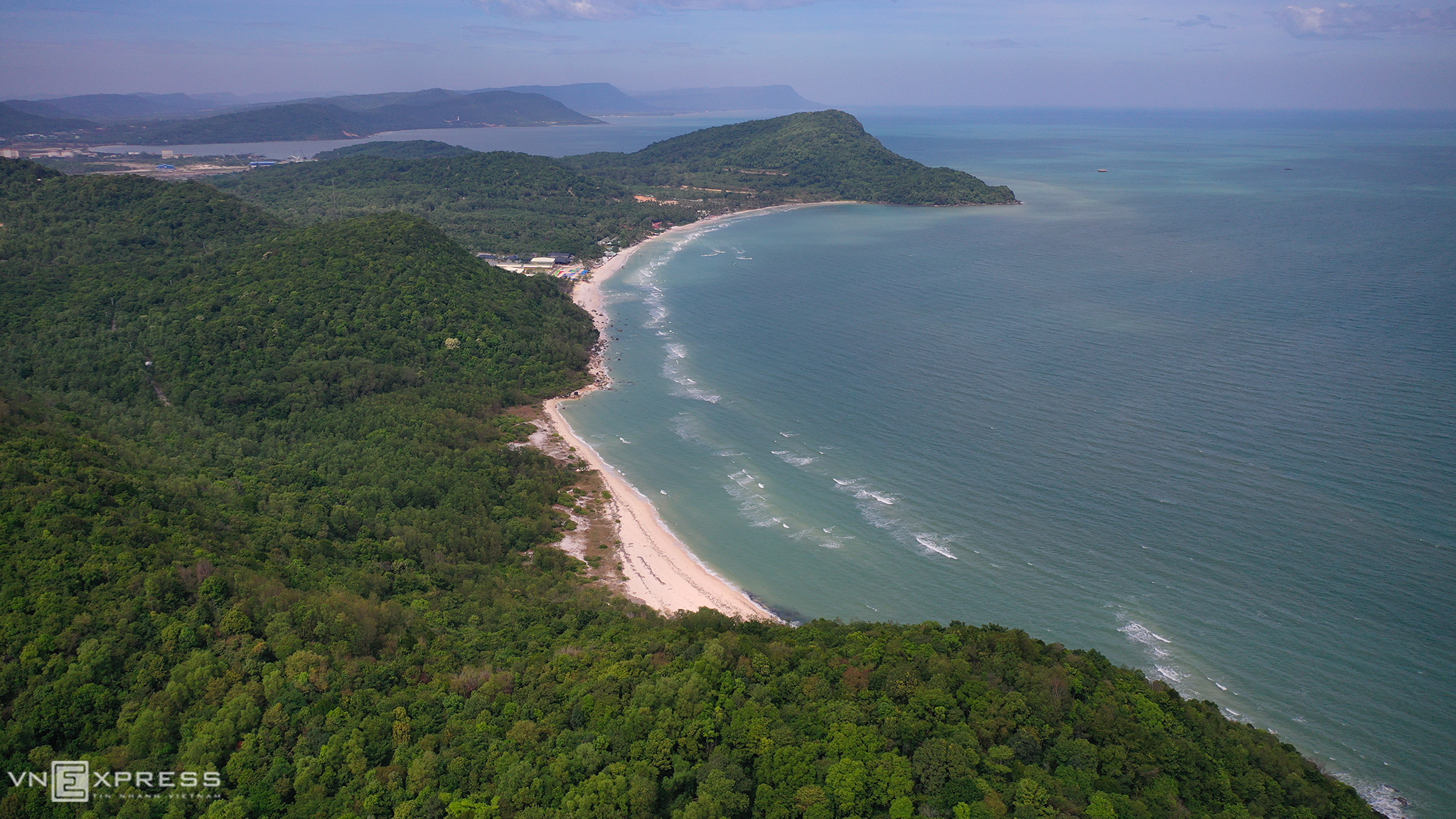 The beauty of Phu Quoc, Vietnam's first island city