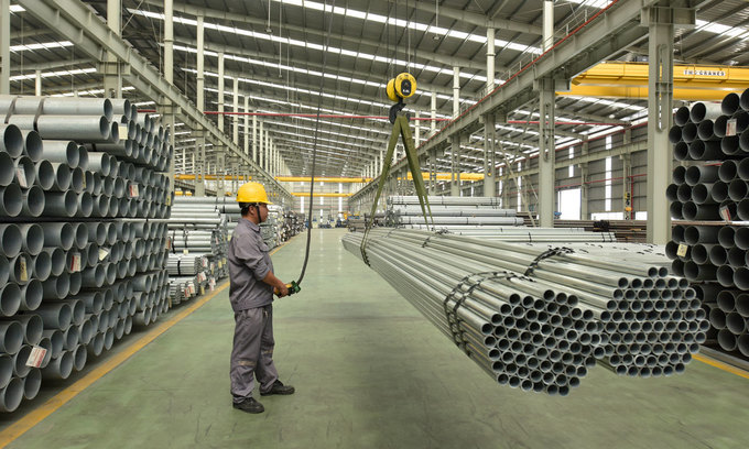 Steel prices could peak in 2021: report