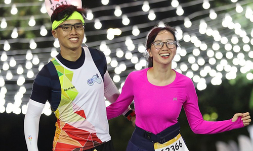 VnExpress marathon in Ha Long advanced to August 1