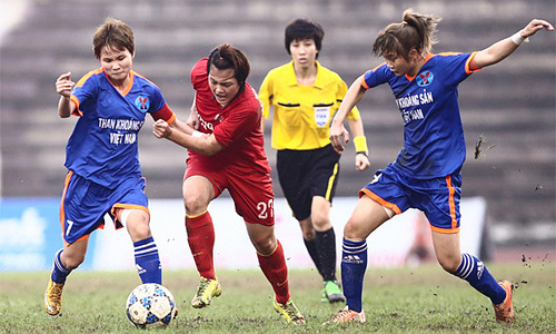 Vietnamese female referees to oversee Women's World Cup finals