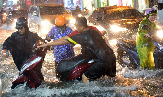 Netherlands promises to help Thu Duc City handle urban flooding