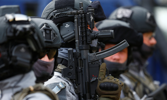 German police set sights on Vietnamese people smuggling