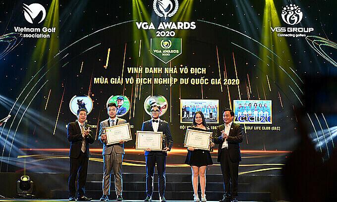Vietnam Golf Association hosts first VGA Awards