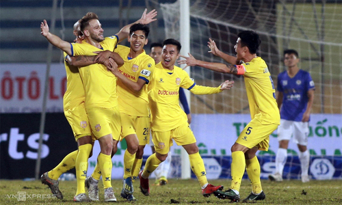 First round V. League recap: Rise of the underdogs