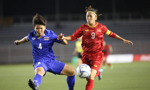 Vietnam female star forward refuses Portugal offer