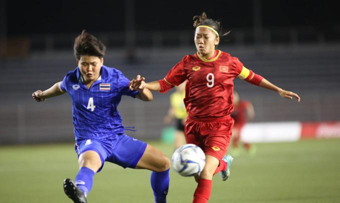 Vietnam female star forward refuses Portugal offer