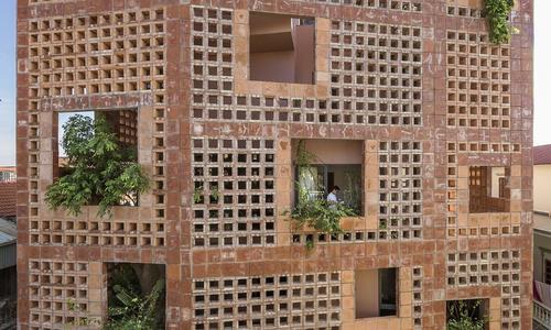 Vietnamese house wins UK architecture prize