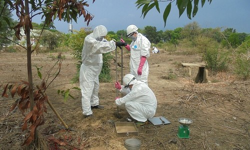 Vietnam, US finish first part of dioxin cleanup at Bien Hoa airbase