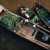 Mekong Delta floating markets through a foreign lens