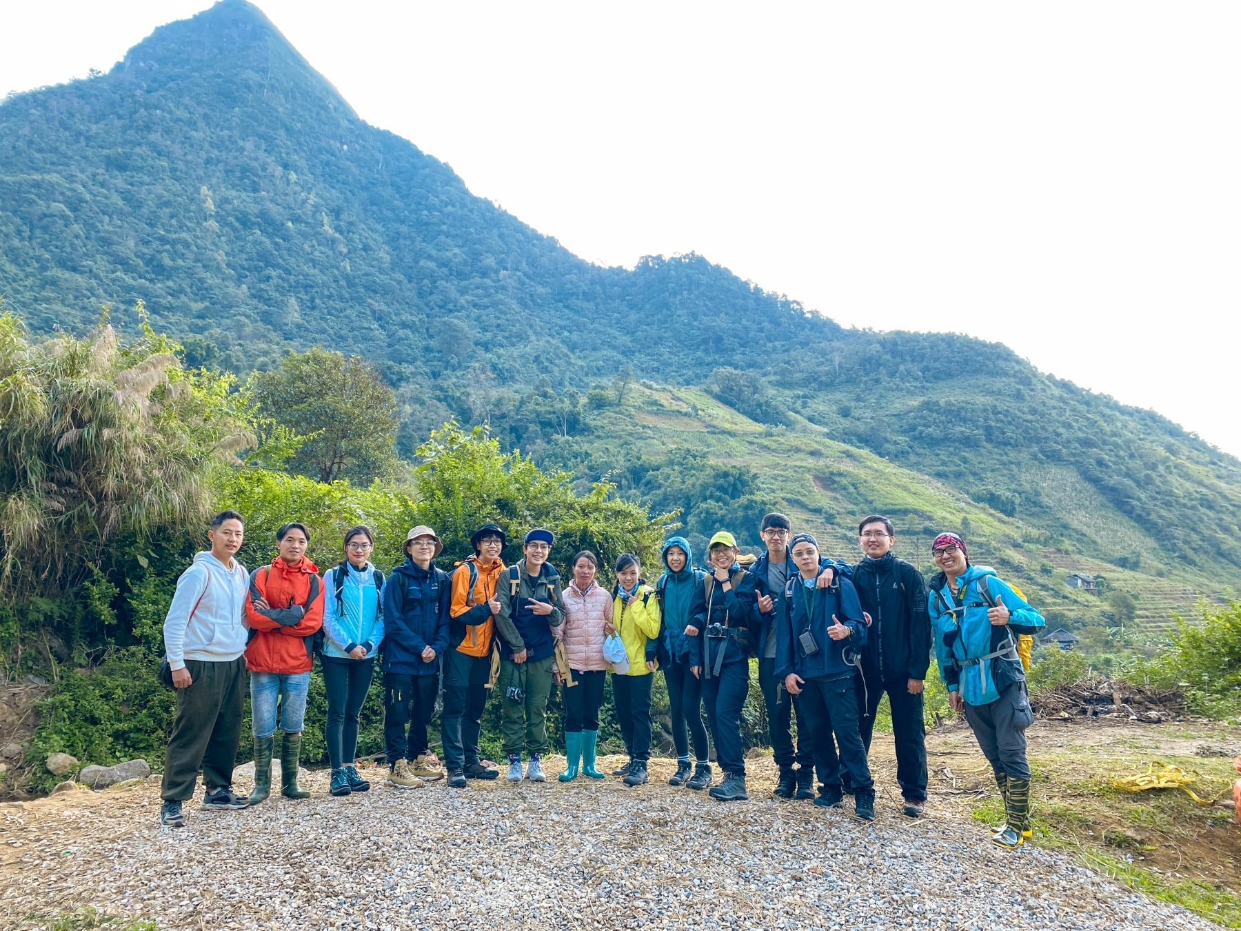 Conquer Mount Putaleng in three days