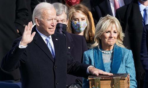 Vietnam leaders congratulate US President Joe Biden on inauguration