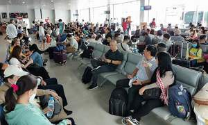 Phu Quoc Airport goes silent