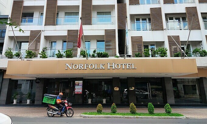 HCMC hotel occupancy hits record low