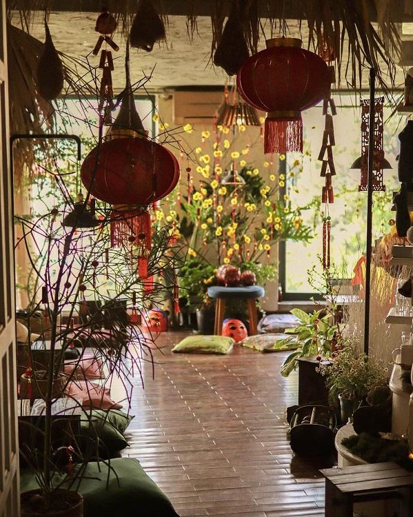 Tet joy begins to pervade Saigon cafes - 10