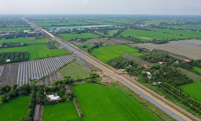 5 km, $200 mln could be cut for high-speed HCMC-Mekong Delta rail