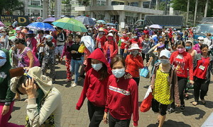 Pandemic to cause migrant workers to stay back in HCMC for Tet