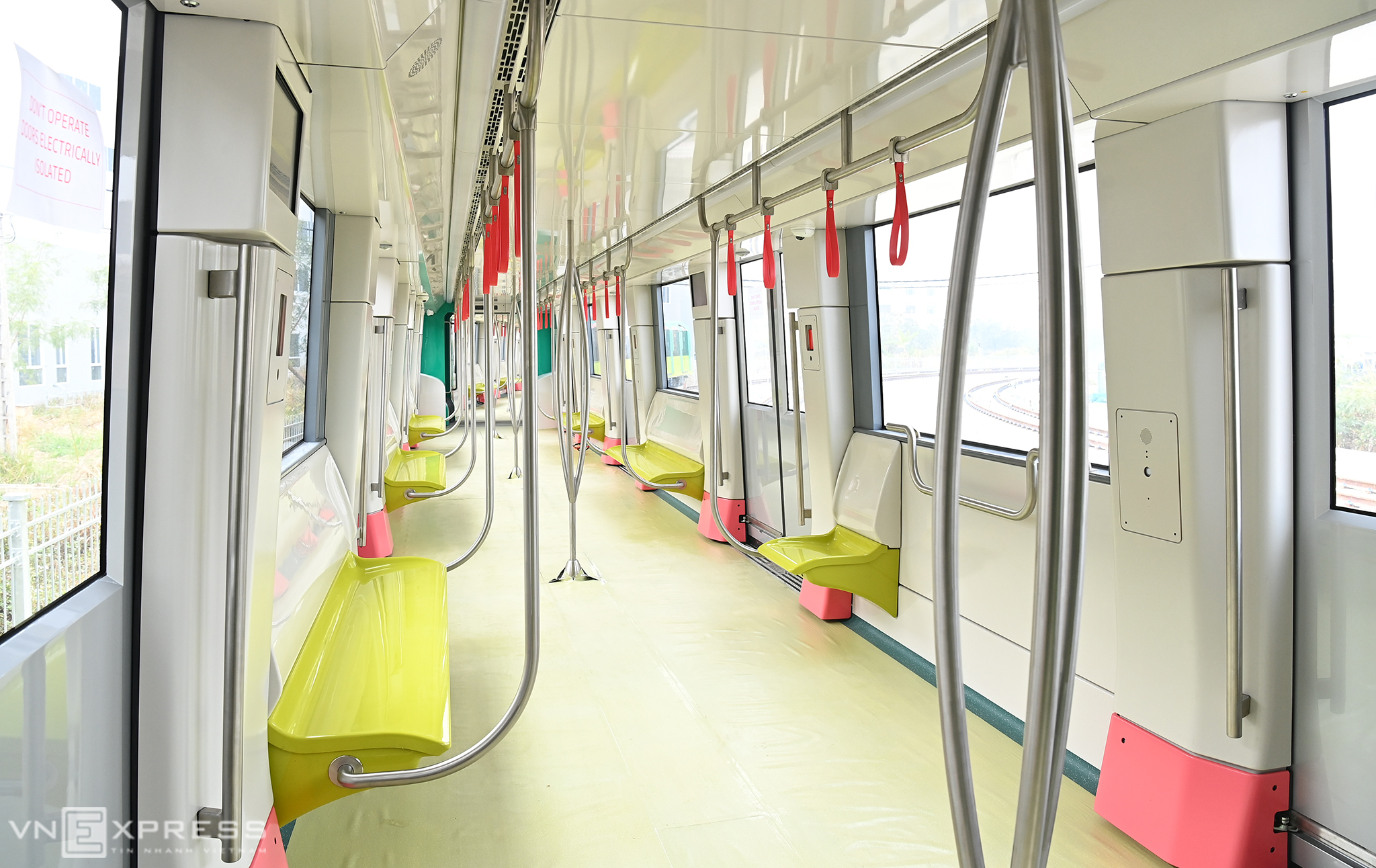 A peek into Hanoi's 2nd metro line