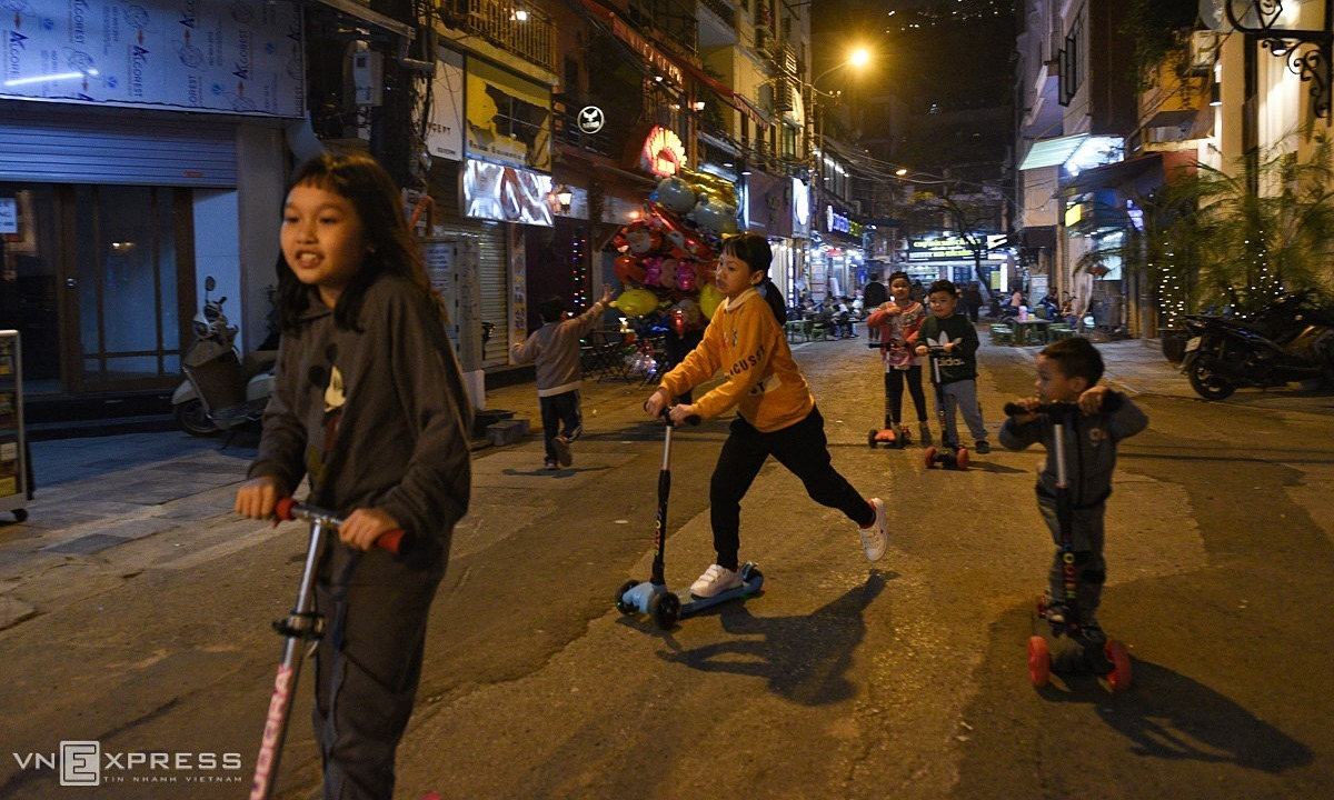 Quality of life in Hanoi better than HCMC: report – VnExpress International