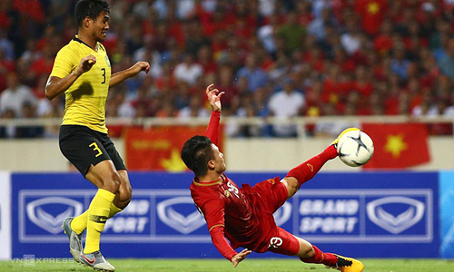 Malaysia wants to change World Cup qualification schedule with Vietnam