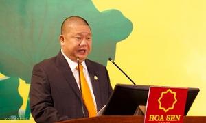Steelmaker Hoa Sen's chairman to become Buddhist monk in 2026